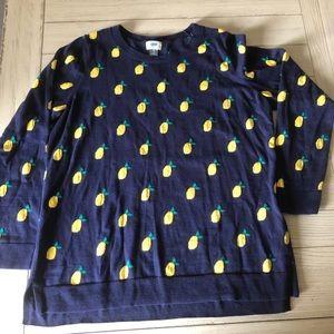 Old Navy Lemon Sweater